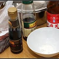 电饭煲简易煲仔饭:腊味贡丸煲仔饭 的做法图解5