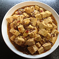 麻婆豆腐的做法图解13