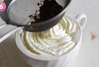 摩卡咖啡的做法图解6