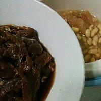 黄豆焖牛肉的做法图解6