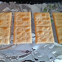 干酪肉松梳打饼的做法图解1