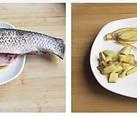 姜味婆婆鱼的做法图解1