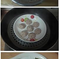 麦片洋葱猪肉丸的做法图解2