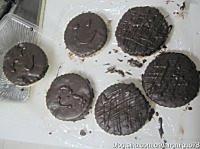 巧克力夹心酥的做法图解9