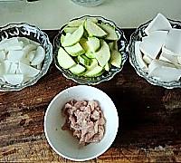 韩式大酱汤的做法图解4