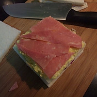 蛋黄酱三明治的做法图解4