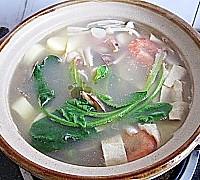 蛤蜊海鲜汤的做法图解15