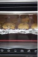 燕麦提子饼干的做法图解6