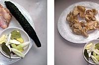 酱烧鸡翅根的做法图解1