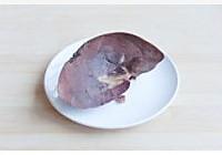 酥香猪肝的做法图解1