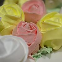 奶油玫瑰花的做法图解21