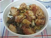 香菇糯米蒸排骨的做法图解3