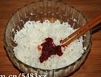 反转寿司的做法图解2