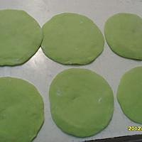 翡翠奶香椰蓉包的做法图解5
