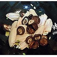 上汤菌翅煲的做法图解9