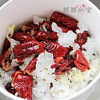 大枣银耳红豆薏仁米糊的做法图解3