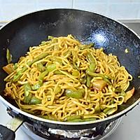 妈妈的菜------扁豆焖面的做法图解8