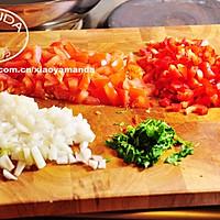 西班牙海鲜饭 Seafood Paella的做法图解2