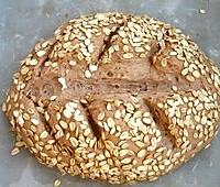 燕麦欧包的做法图解3