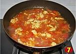 番茄鸡蛋拌面的做法图解7