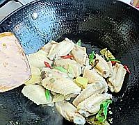鸡翅的美味吃法---腐乳啤酒烧鸡翅的做法图解4