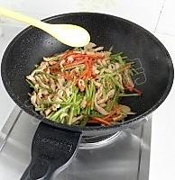 香辣鸡丝的做法图解4
