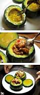 面酱排骨瓤小南瓜的做法图解6