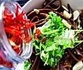 香拌蕨根粉的做法图解3
