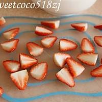 乳酪草莓蛋糕的做法图解16
