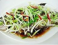 清蒸桂鱼的做法图解6