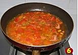 番茄鸡蛋拌面的做法图解6