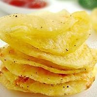 香脆薯片的做法图解4