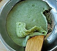 山药绿茶糕的做法图解10
