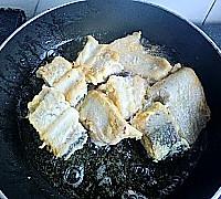 干锅香辣鱼块的做法图解3