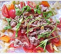 土豆番茄红萝卜焗鸡肉的做法图解4