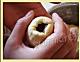 健康瘦身—豆沙红薯饼的做法图解4