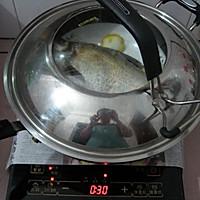 【猫记私房菜】猫老大的清真柠檬鳊鱼的做法图解4