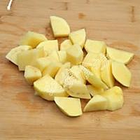 香煎土豆虾仁饼的做法图解1