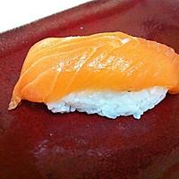 三文鱼寿司的做法图解14