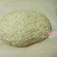 5分钟面包(4)-低成分全麦面包light whole wheat bread的做法图解4