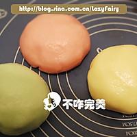 米饭版懒人冰皮月饼的做法图解3