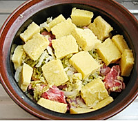 酸菜炖排骨的做法图解4