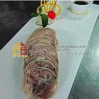 白切羊头肉的做法图解9