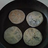 家常韭菜馅饼的做法图解2