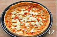 海陆鲜汇披萨的做法图解12