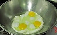 甜酸五柳蛋的做法图解2