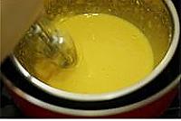 香蕉芝麻蛋糕卷的做法图解3