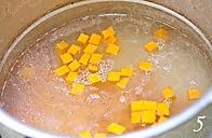 南瓜小米粥的做法图解5