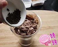 巧克力冰激凌的做法图解3
