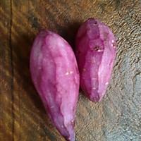 精致早餐-紫薯豆浆的做法图解1